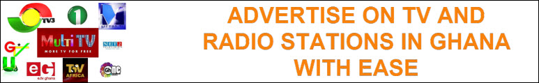 advertise on TV and Radio in Ghana with ease at DigiGhana